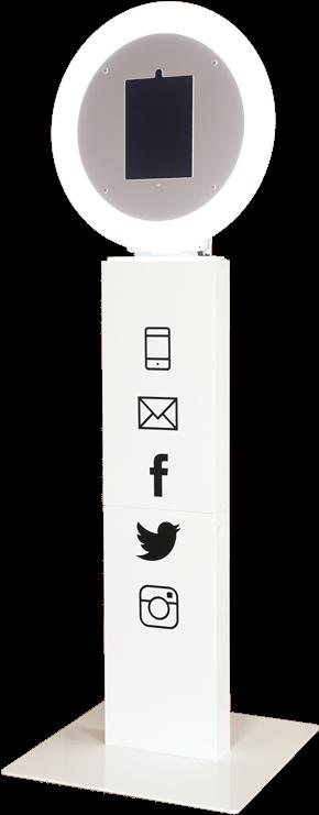 social bug photo booth